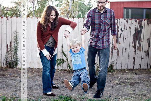 Fun Family Portraits Tucson
