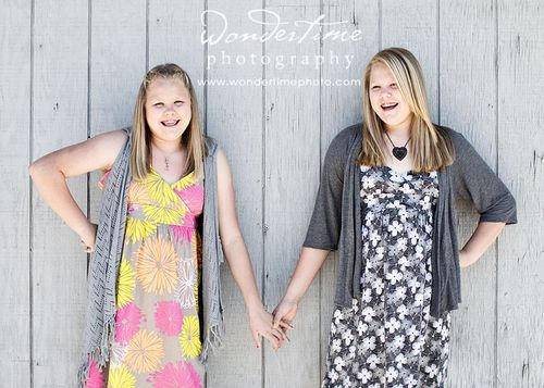 Sibling Portrait Photography