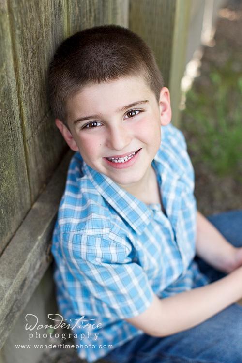 Kids Portrait Photographer Tucson