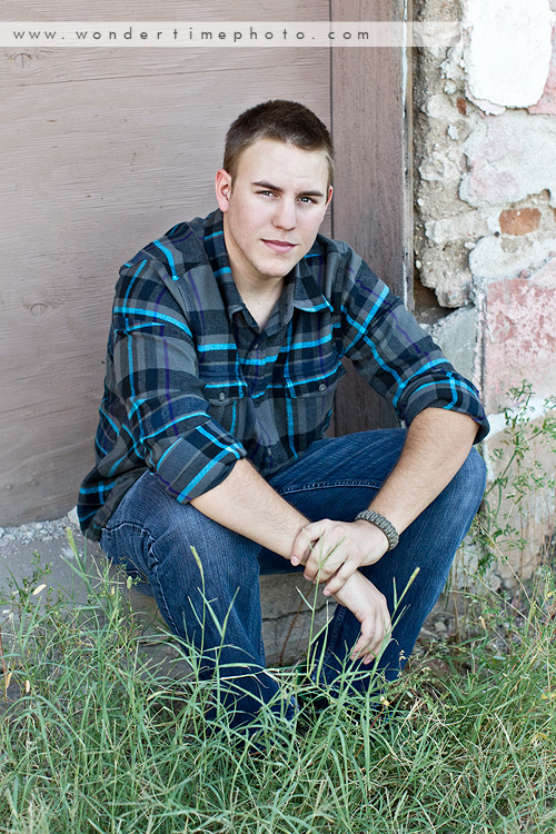 Tucson Senior Portraits