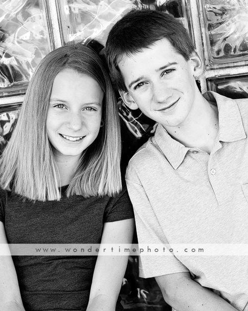 Sibling Portraits Tucson