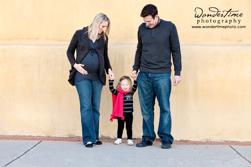 Tucson Maternity & Family Photographer