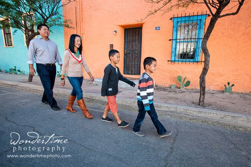 Tucson Family Portrait Photographer