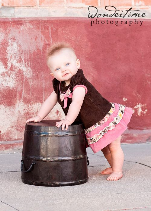 Tucson Baby Portrait Photographer