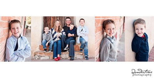 Tucson Child & Family Portraits