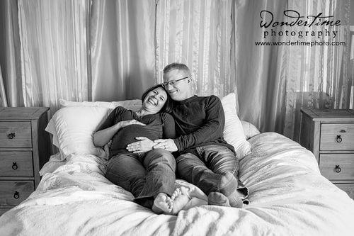 Tucson Maternity Portrait Photographer