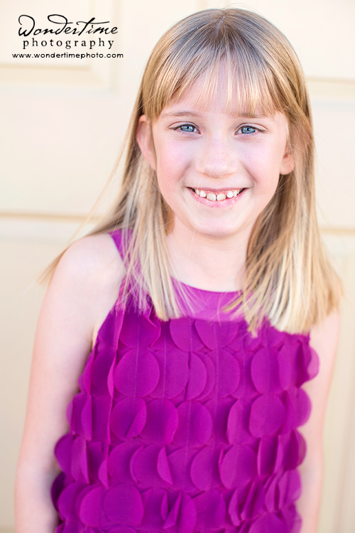 Tucson Children's Portrait Photographer
