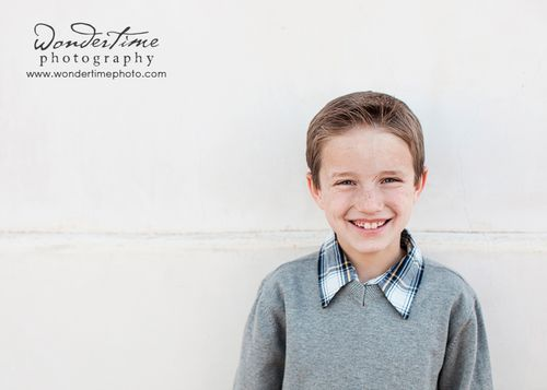 Tucson Child Portraits
