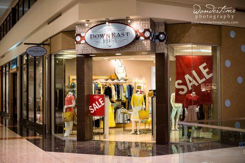 Tucson Mall Down East Basics